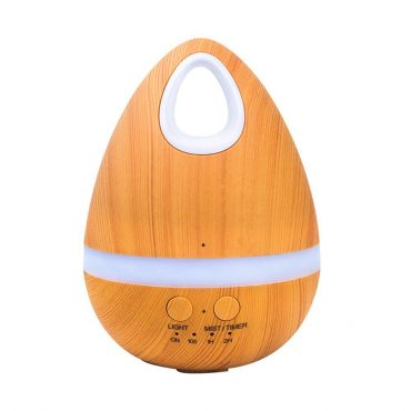 Ultrasonic Diffuser (Dragon Egg Light Wood)
