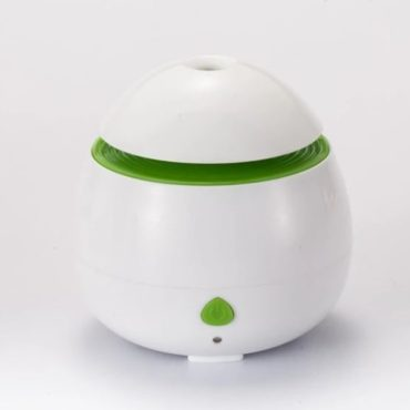 Mini Aroma Diffuser Ultrasonic Type CJ705  – White (50ml)
