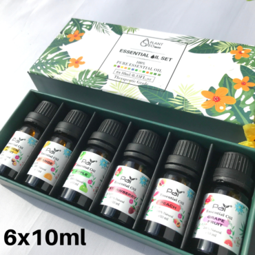 PAI Fruity Series Aromatic 100% Pure Aromatic Essential Oil Kit...